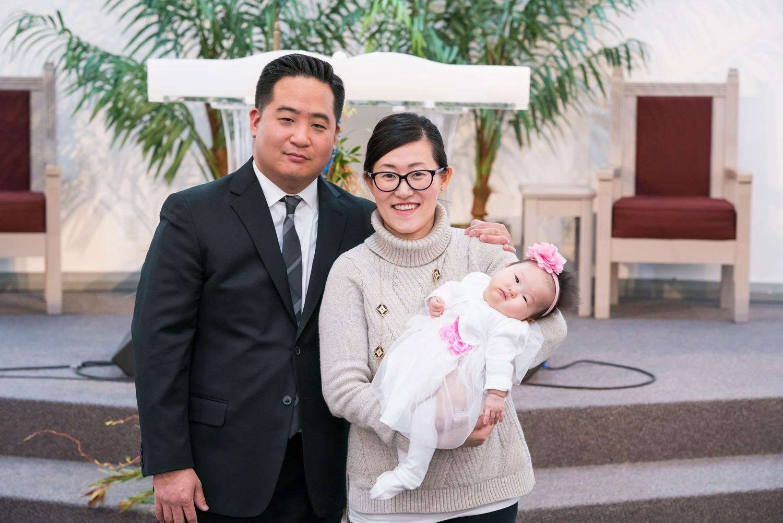 Pastor James Park
